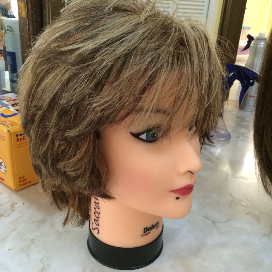 Cosmetology hair cutting images for 90 degrees salon