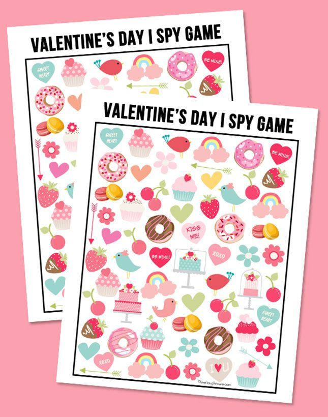 17 Quick + Easy Valentineu0027s Day Games Your Kids Will Love