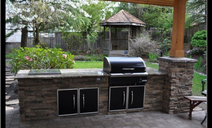 10 Awesome Concepts Of How To Build Backyard Bbq Area Design Ideas Tavernierspa In 2020 Bbq Ideas Backyard Backyard Barbeque Backyard Bbq Pit