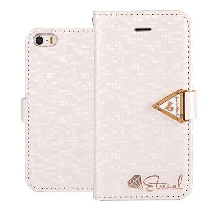 Apple iPhone 5 / 5S Valkoinen Leiers Suojakotelo  http://puhelimenkuoret.fi/tuote/apple-iphone-5-5s-valkoinen-leiers-suojakotelo/
