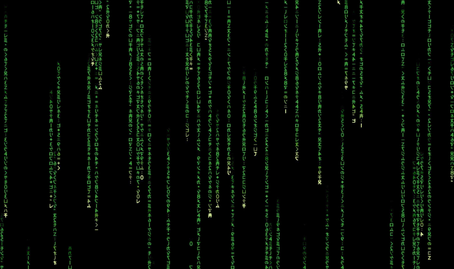 The Matrix Code - Digital Rain | Matrix | Computer wallpaper