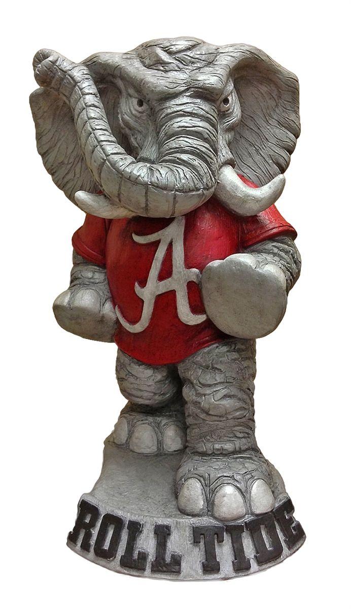 da25b5b4f Alabama Crimson Tide Mascot Garden Statue