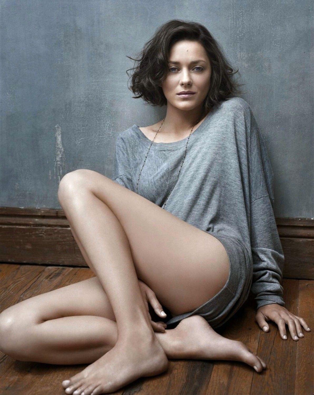 Marion cotillard nude pic photos