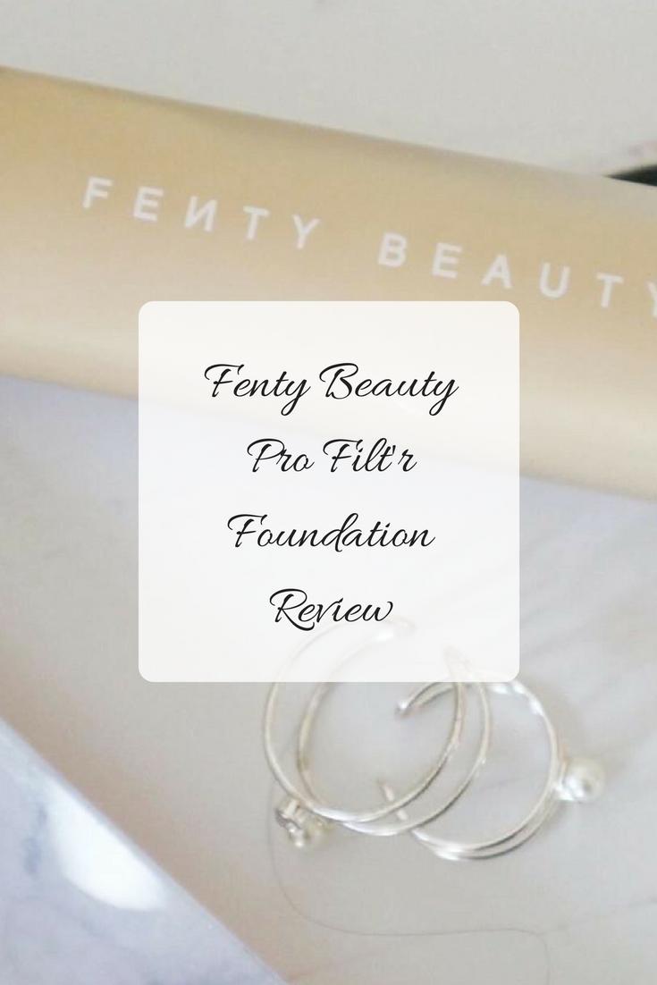 Fenty Beauty Pro Filt'r Foundation Review Beauty, All