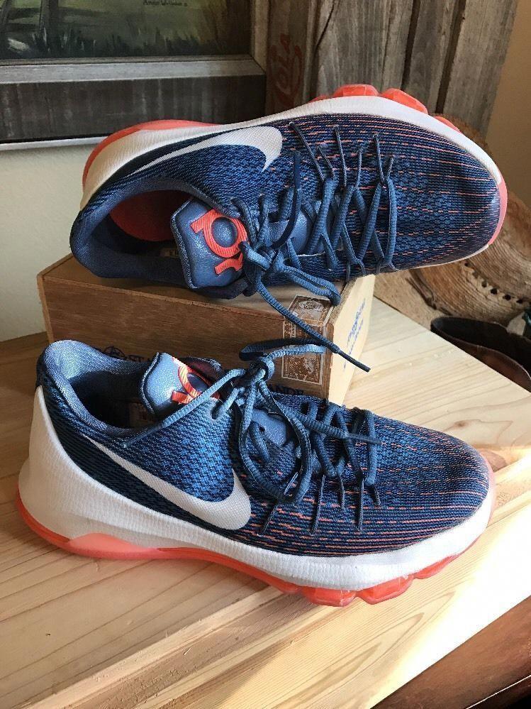 best cheap e4d31 69ef2 Nike KD 8 VIII GS Youth Basketball Shoes Boys Girls Sz 5.5 ...