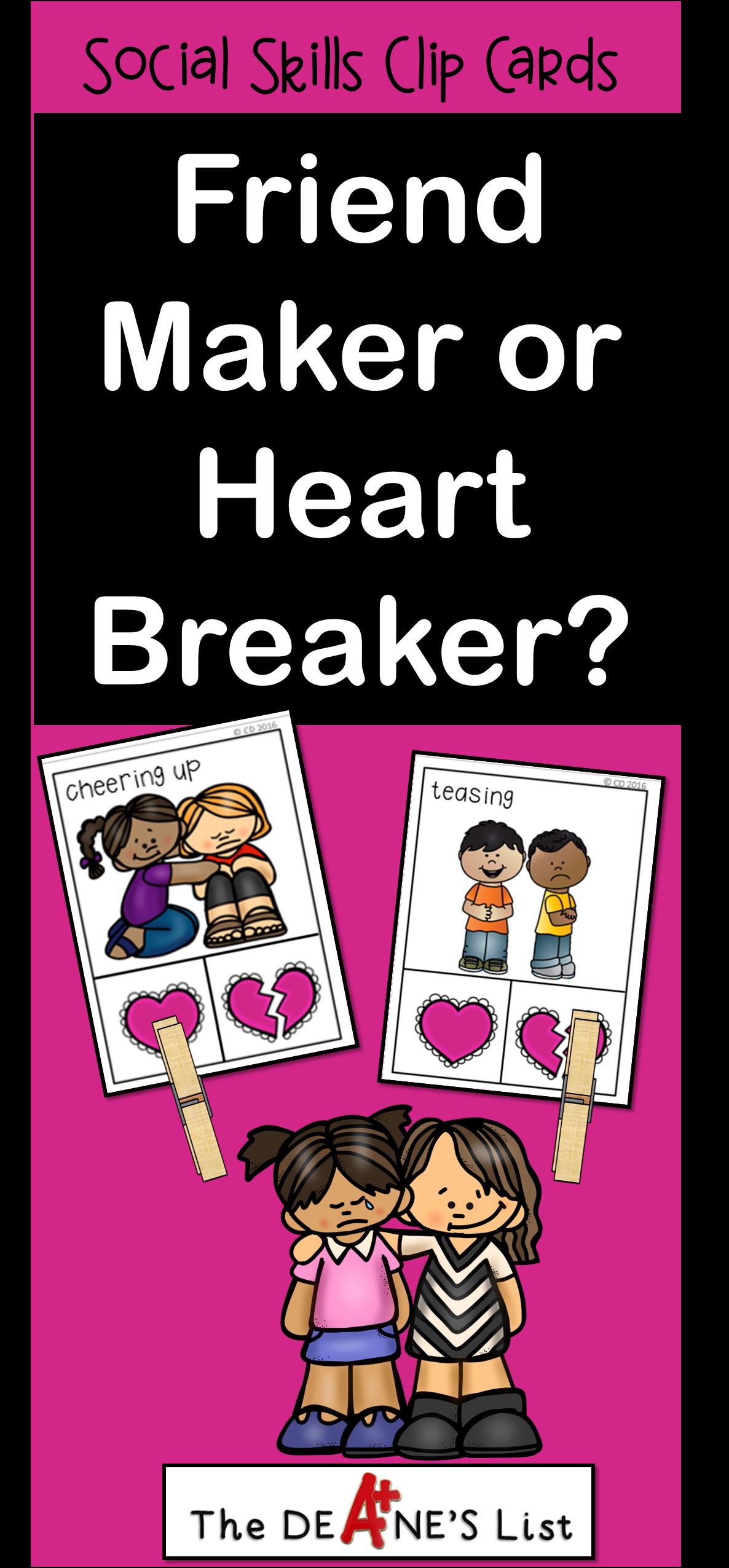 Friend Maker Or Heart Breaker Valentine Themed Social