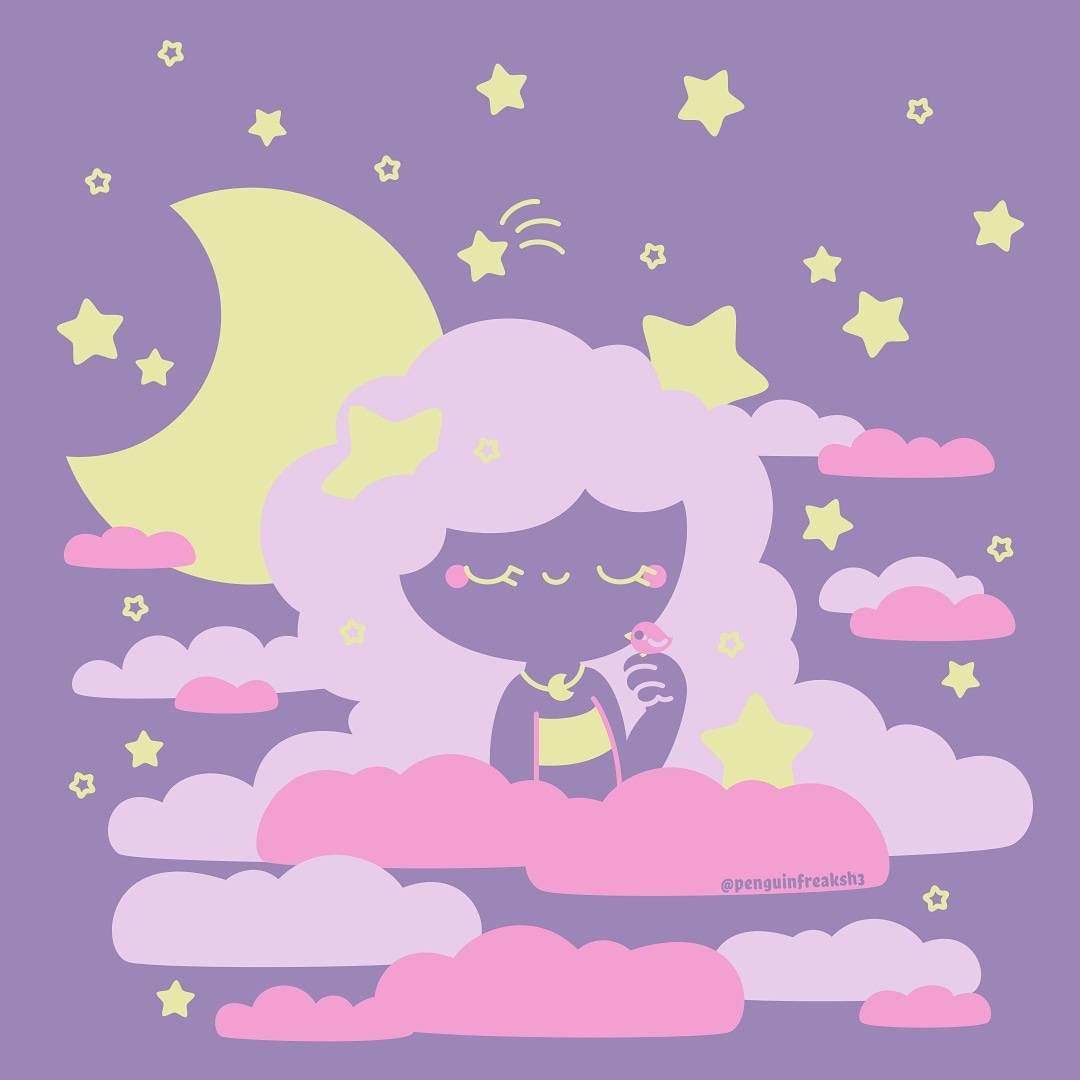 Dreamer In 2020 Kawaii Drawings Love Drawings Cute Art