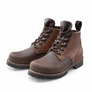 Bertl Arbeitsstiefel Juchtenleder | Schuhe | Shoes