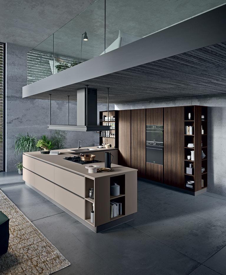 ZEN/arredomania | Astra | CUCINE nel 2019 | Cucine moderne ...
