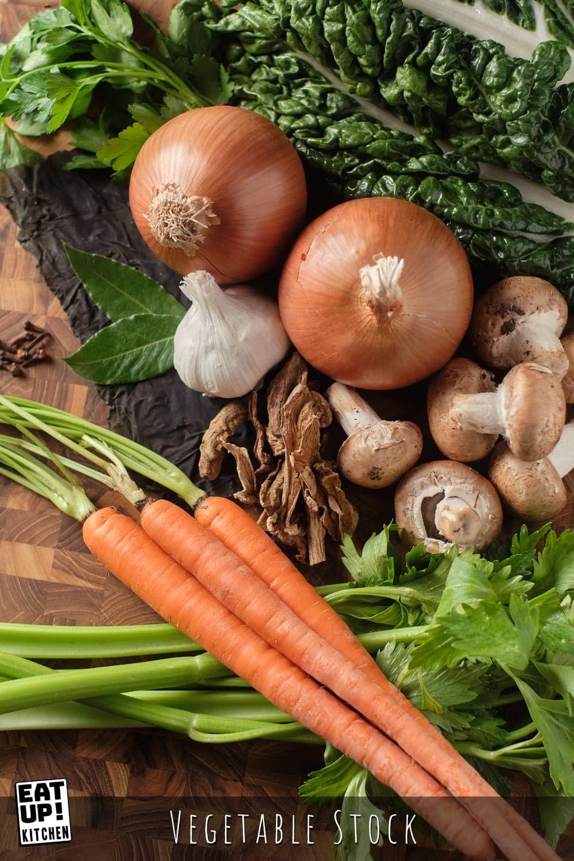 Homemade vegetable stock recipe vegetable stock