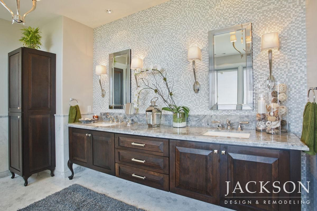 Traditional Bathrooms San Diego  Jackson Design & Remodeling Custom San Diego Bathroom Design Design Ideas