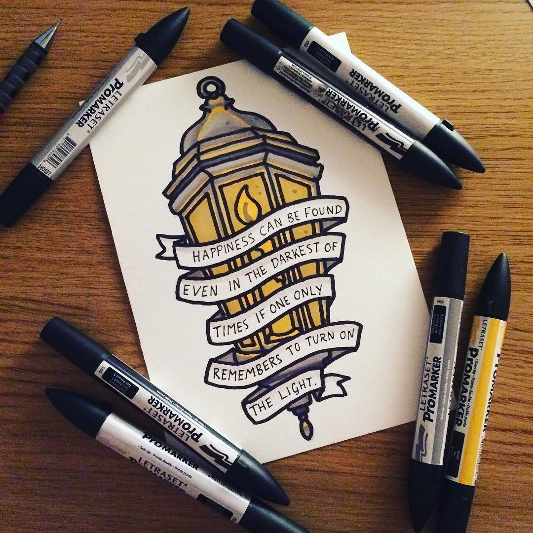 Happiness Can Be Found In Even The Darkest Of Times If Only One Remembers To Turn On The Light Harry Potter Drawings Harry Potter Tattoos Harry Potter Art