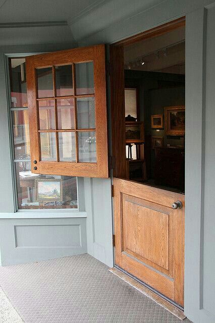 I Love Dutch Doors In 2019 Split Door Dutch Door Doors