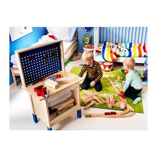 duktig werkzeugkasten werkbank kinder neues zuhause und inneneinrichtung. Black Bedroom Furniture Sets. Home Design Ideas