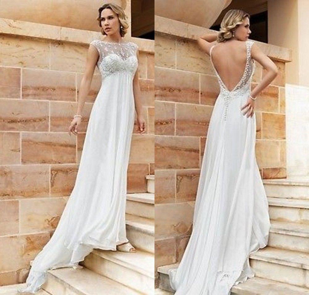 Spitze + Chiffon Hochzeitskleid abendkleid BrautjungfernKleid
