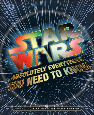 "Have a young ""Star Wars"" fan? This book boasts 200 pages of infographics, quizzes, and little known facts"