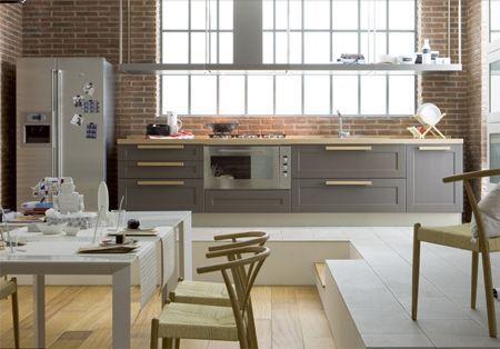 Veneta Cucine: California, colore e naturalezza in cucina | Future ...