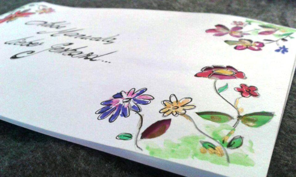glückwunschkarte zur hochzeit mit bildern