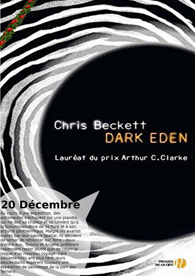 Dark Eden - Chris Beckett - Presses de la cité