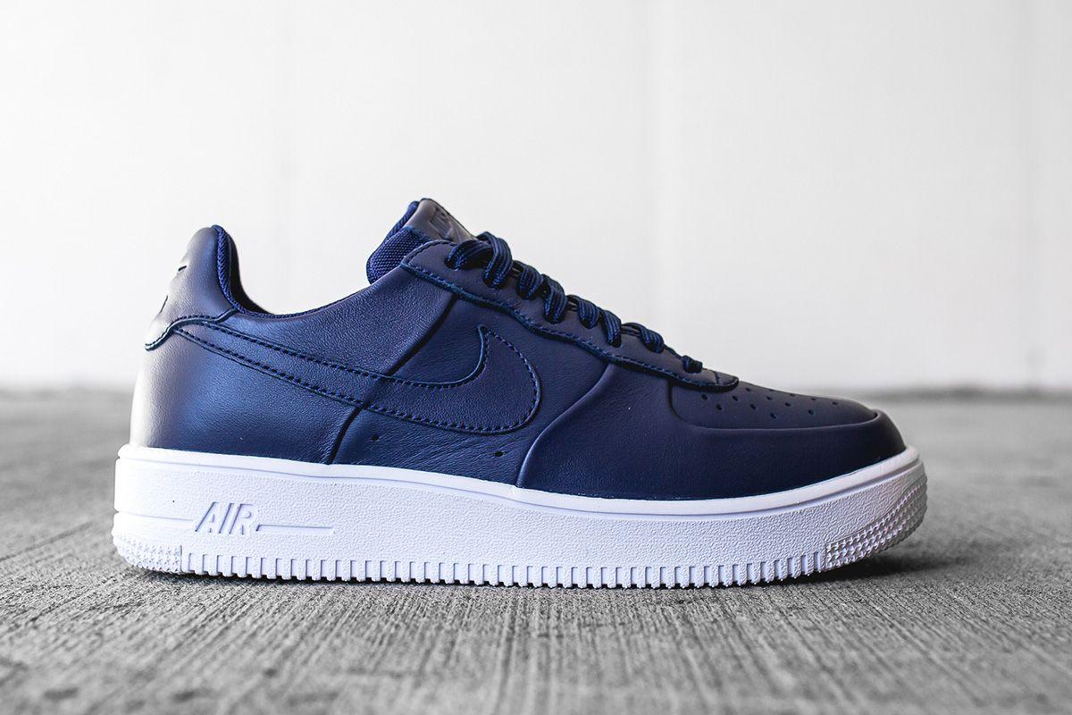 nike air force 1 ultraforce bleu