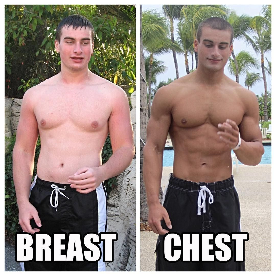 How To Get Rid Of Fatty Breast Tissue In Males