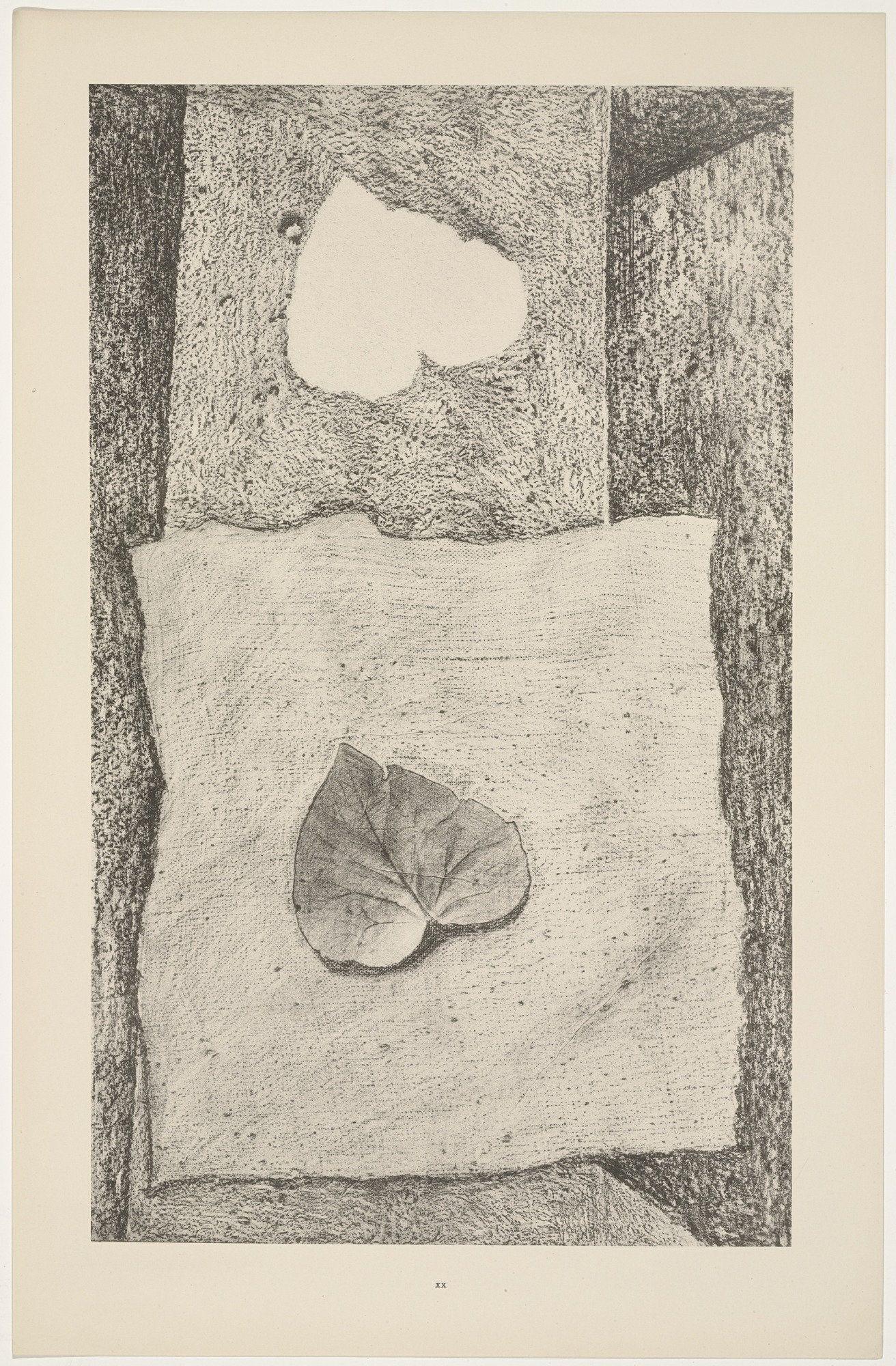 Max Ernst La Palette De C Sar Caesar S Pallete From Histoire  # Palette Jardin De Givre