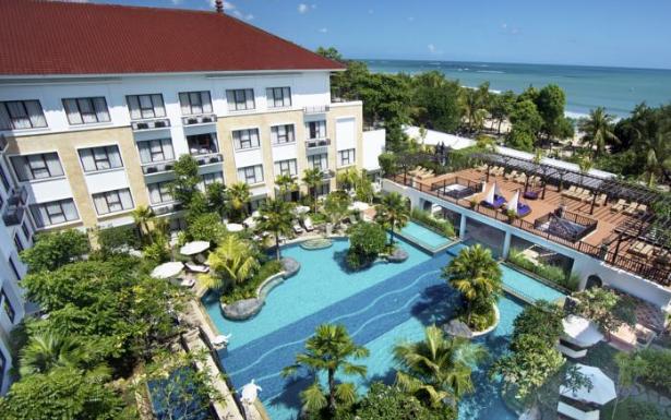 Harga Kamar Hotel Inna Kuta Beach Bintang 4 Murah Di Bali