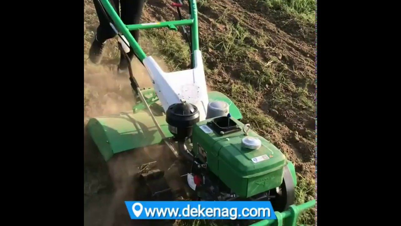 China Power Tiller With Best Price For Sale With Images