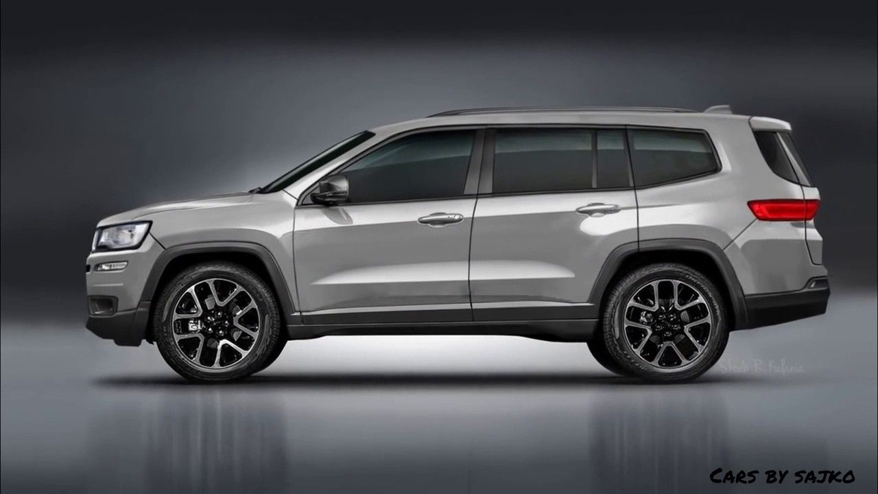 2021 Jeep Grand Cherokee Redesign Jeep Grand Cherokee Srt Jeep Grand Jeep Wagoneer
