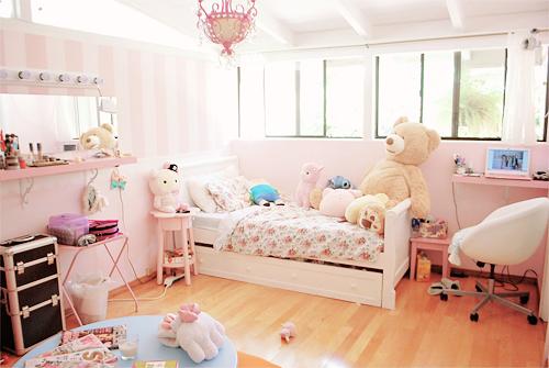 Lolita lifestyle blog: My lolita room   Kawaii Decoration