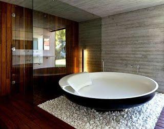 Zening life: Banheiras - Bathtubs