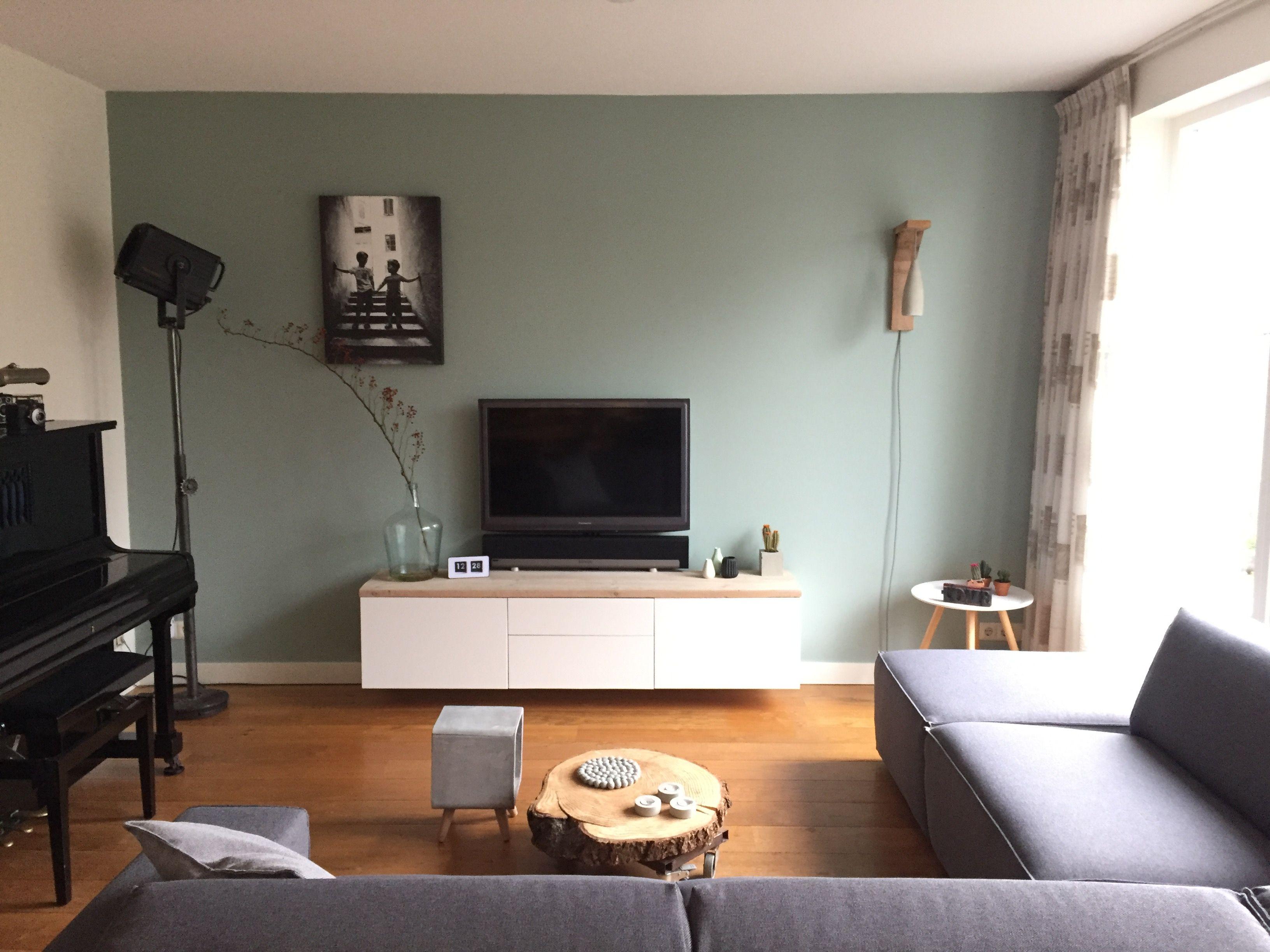 muurverf early dew - Google zoeken | furniture | Pinterest | Living ...