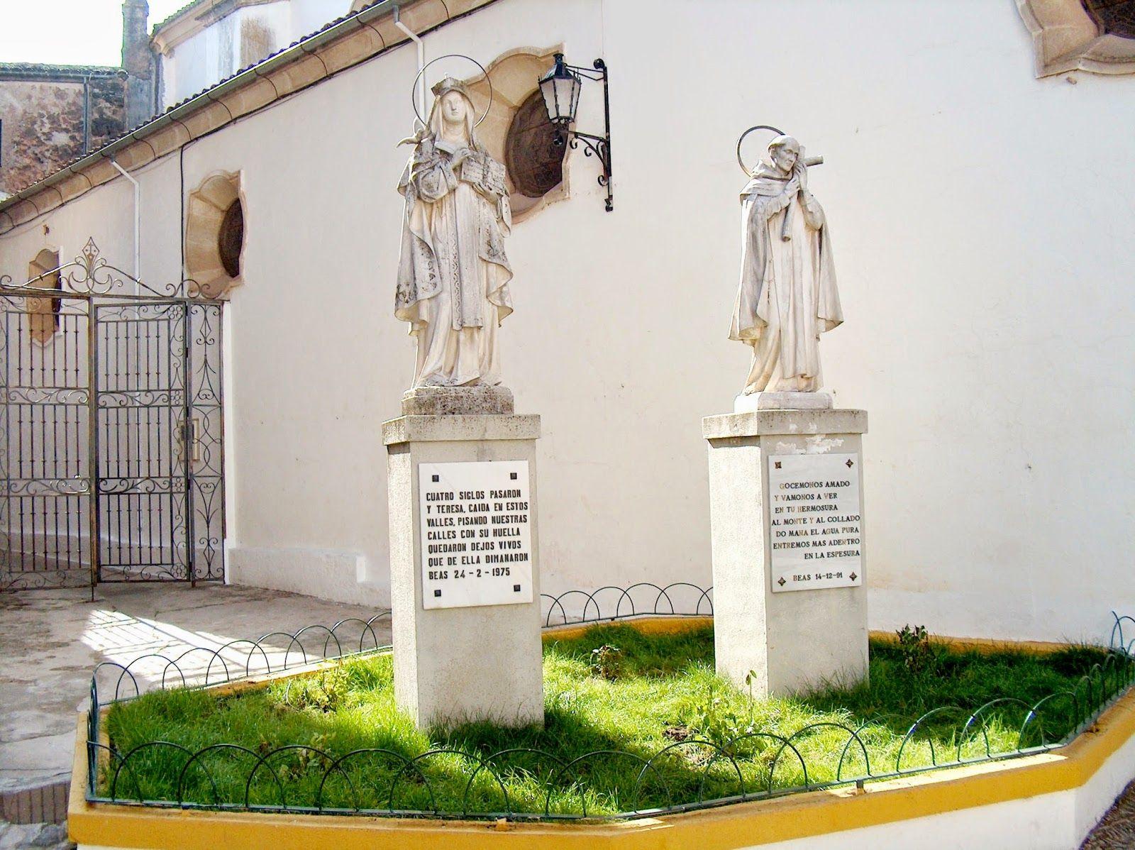 Teresa e João da Cruz