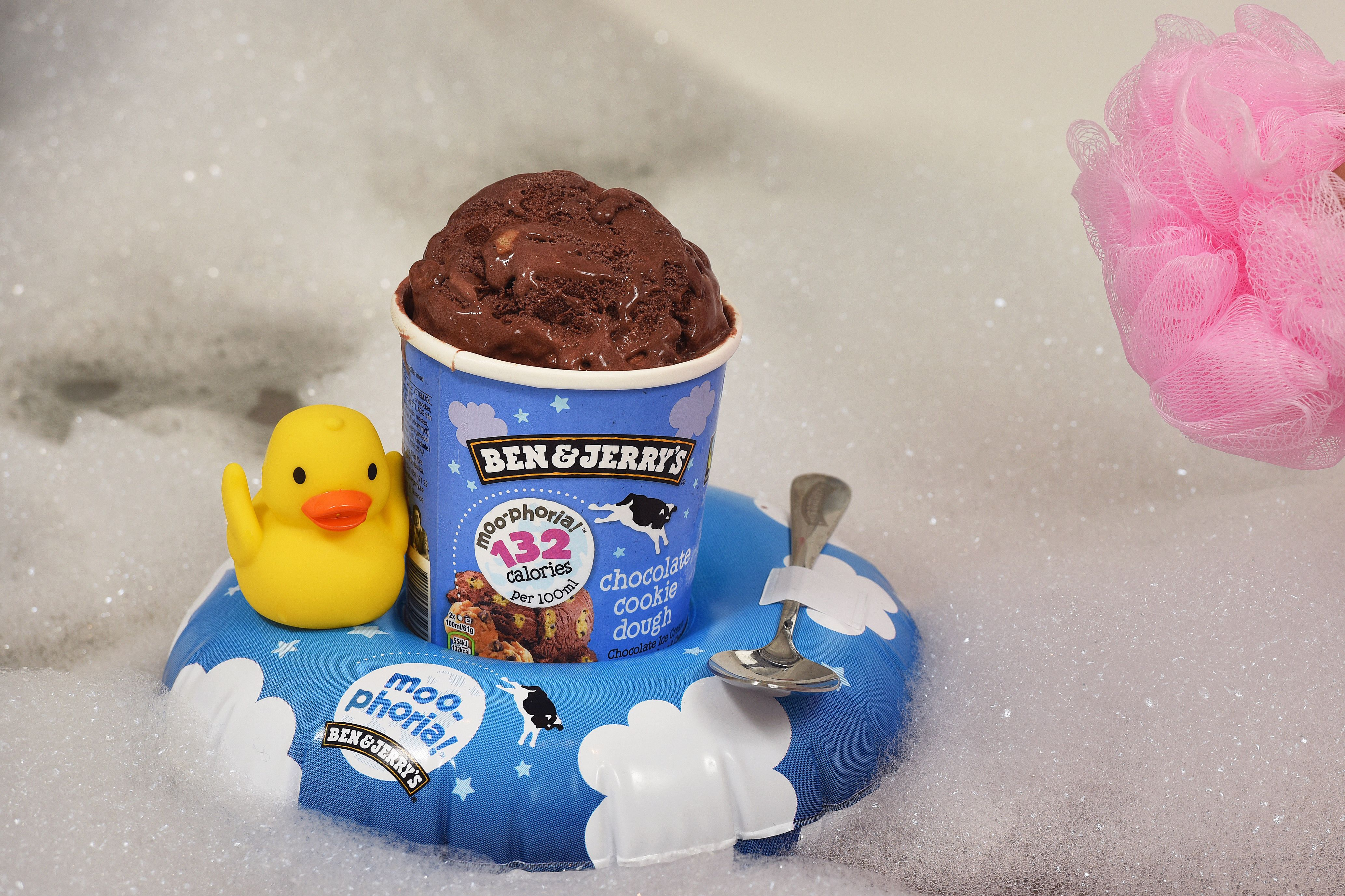 Ben Jerry S Is Giving Away Free Tub Floats To You Can Have Ice