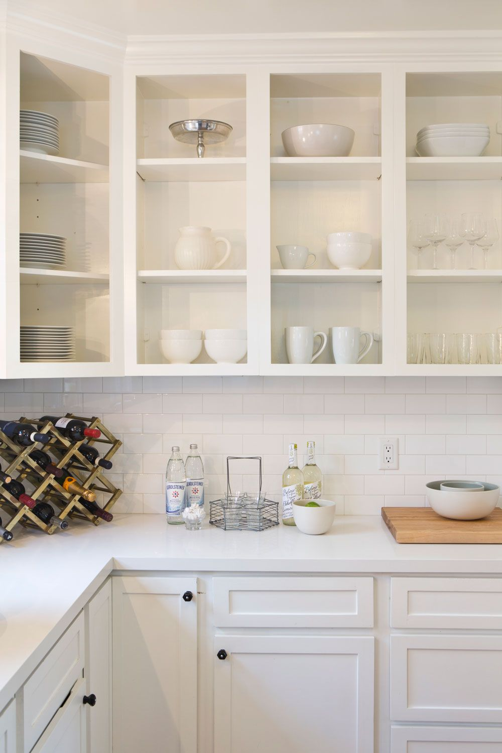 Gallery Shira Gill Home Open Kitchen Cabinets Upper Kitchen Cabinets New Kitchen Cabinets
