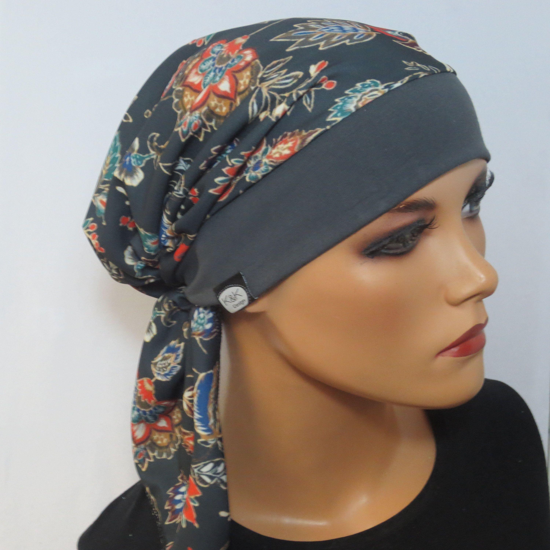geringster Preis toller Wert online zum Verkauf Einzigartige Kopftuch-Mütze bunt ideale Kopfbedeckung bei ...