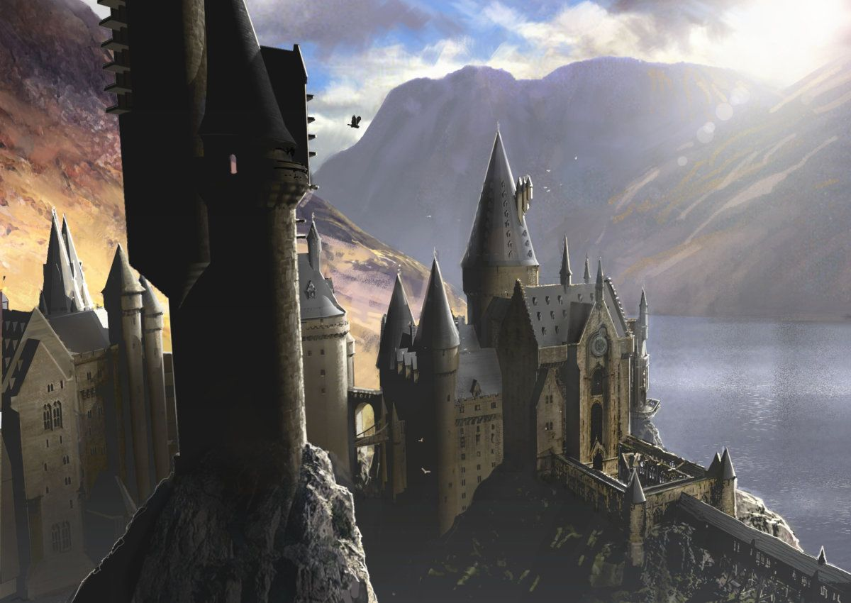 Pottermore Turrets And Towers Hogwarts Harry Potter Fanfiction Magierin