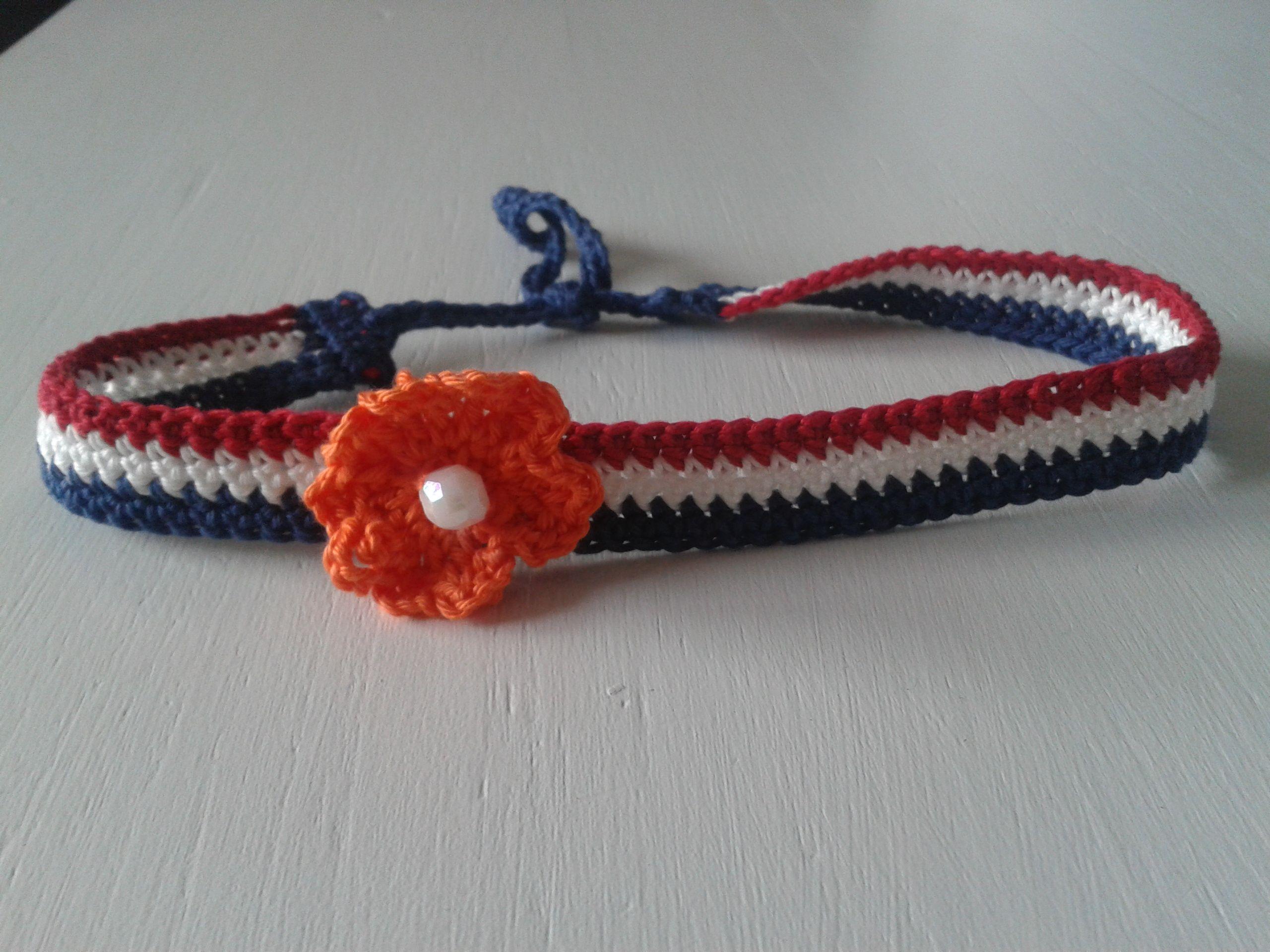 Holland Haarband Handmade By Henja Van Mij By Henja