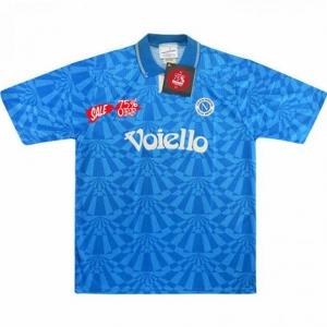 Napoli 1991 93 Wholesale Home Retro Cheap Soccer Jersey Sale Discount Shirt Napoli 1991 93 Wholesale Home Retro Cheap Soccer J In 2020 Soccer Kits Custom Soccer Soccer