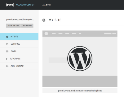 Media Temple Launches Managed WordPress Hosting Service
