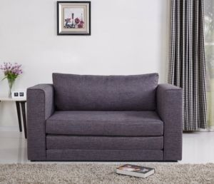 Astounding Corona Convertible Loveseat Sleeper Gray Products Love Caraccident5 Cool Chair Designs And Ideas Caraccident5Info
