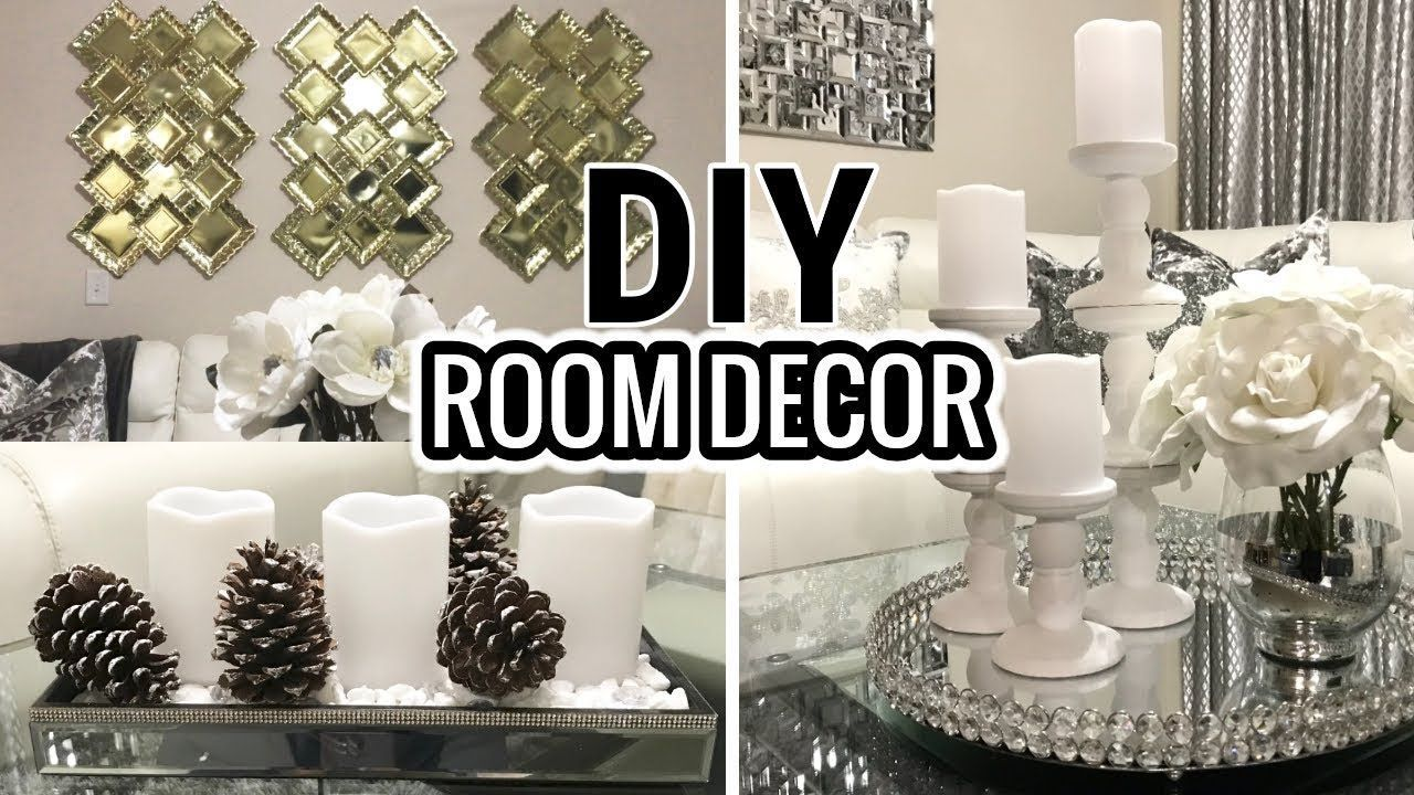 LG QUEEN Home Decor DIY Room Decor! Dollar Tree DIY Home