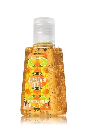 Sunflower Citrus Pocketbac Sanitizing Hand Gel Anti Bacterial