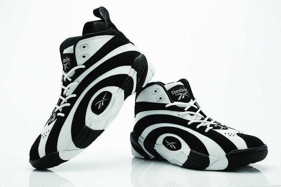 purchase cheap 46b3d a7cef Reebok Shaq Zebra | Sick shoes in 2019 | Reebok, Sneakers, Shoes