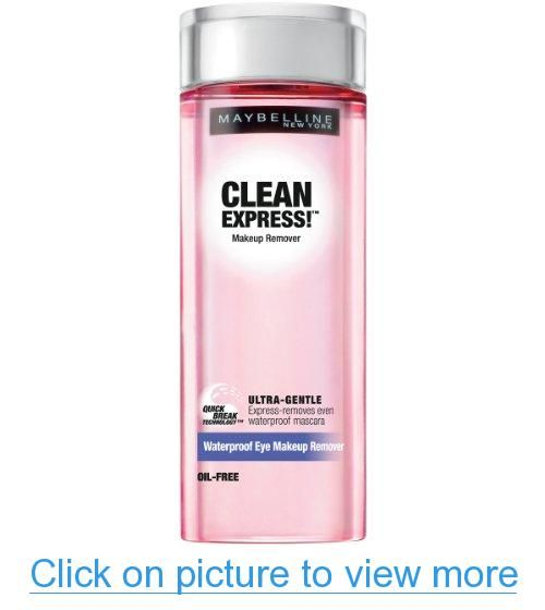 Maybelline New York Clean Express Waterproof Eye Makeup Remover, 4 Fluid Ounce #Maybelline #New #York #Clean #Express #Waterproof #Eye #Makeup #Remover #Fluid #Ounce