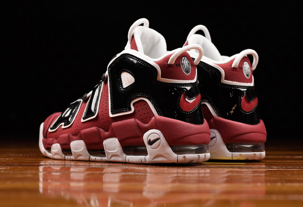 The Nike Air More Uptempo Bulls In Men's Sizing Is Releasing This Week •  KicksOnFire.