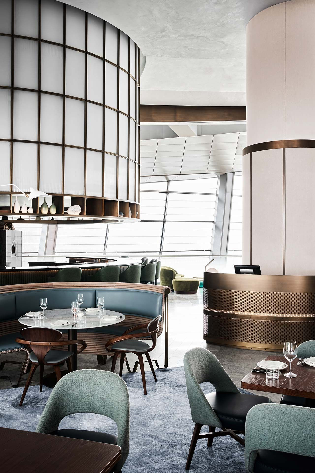 design intrieur de luxe htel design restaurant de luxe