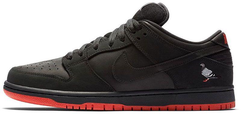 7fc6a2a4606e31 Nike SB Dunk Low TRS QS Schuhe schwarz im WeAre Shop