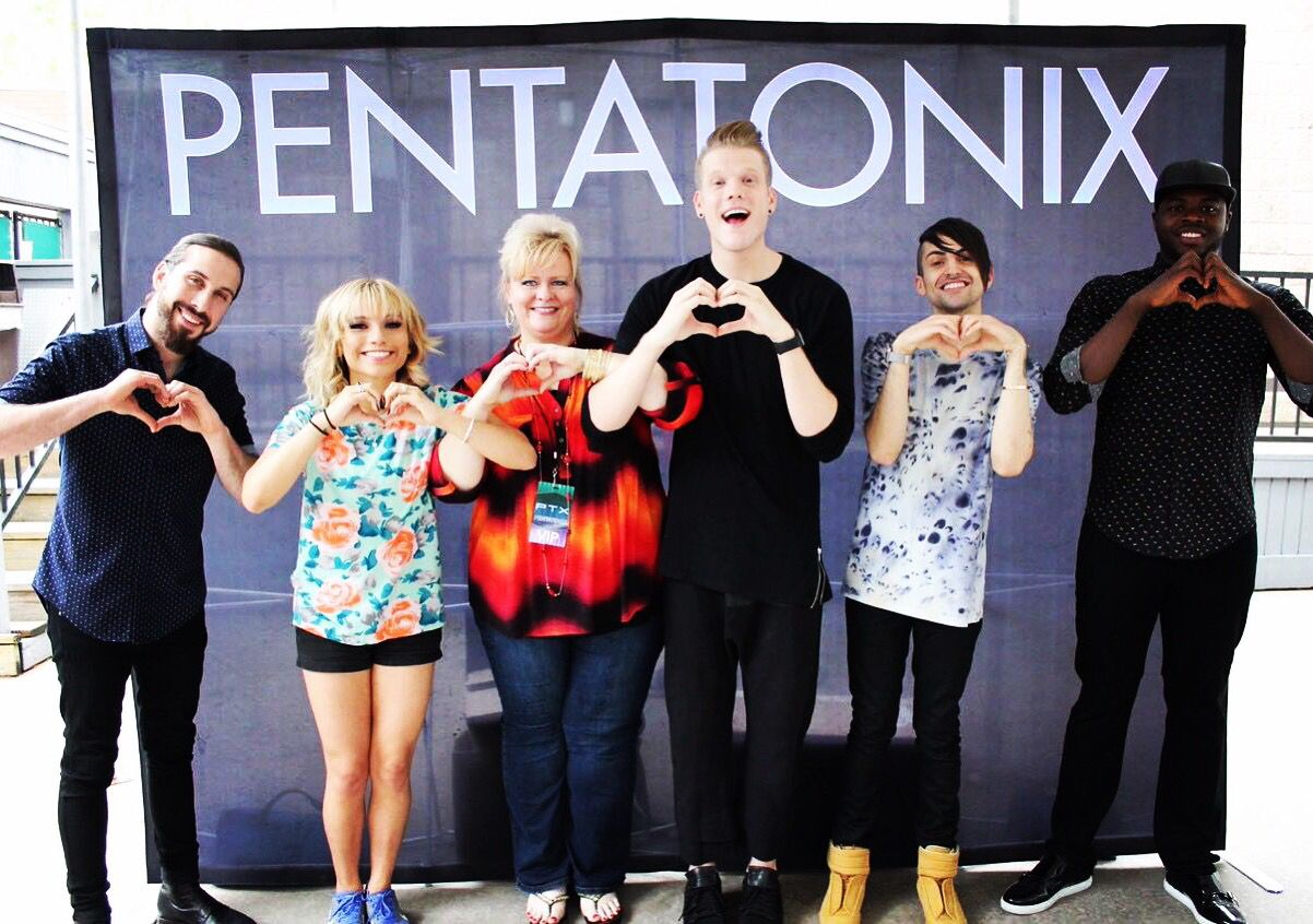 Vip meet and greet in houston with this amazingly talented group vip meet and greet in houston with this amazingly talented group pentatonix ptx kristyandbryce Gallery