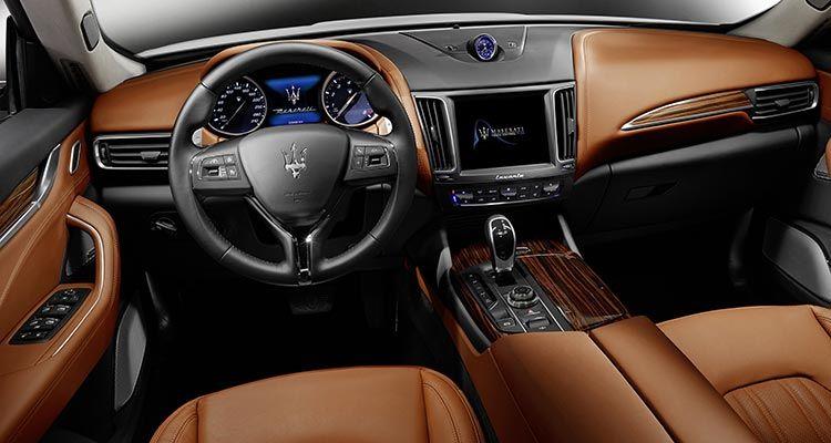 2017 Maserati Levante Races Into the Premium SUV Market Maserati